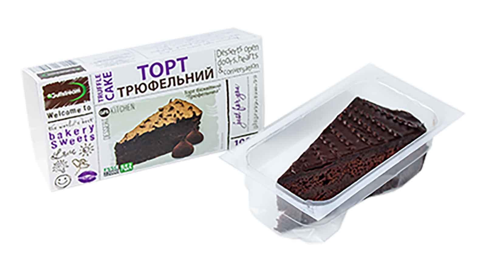 Truffle cake 100g