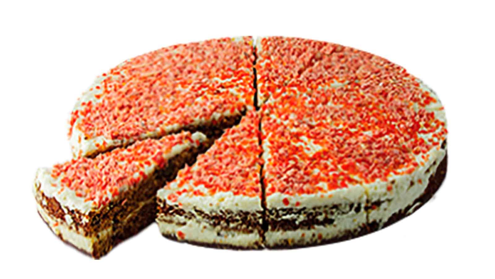 Carrot cake 1,2kg