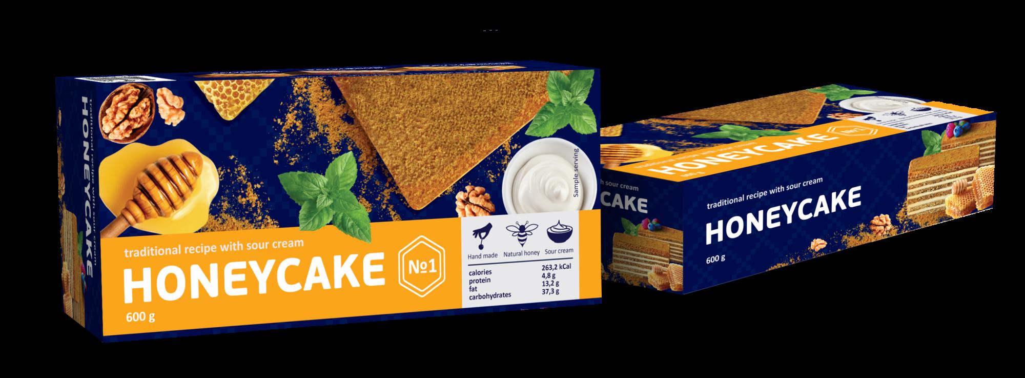 Honeycake 600g