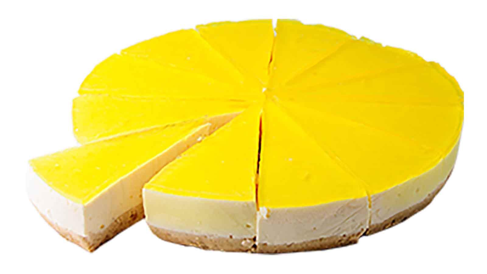Чизкейк Лимонный 1,56кг