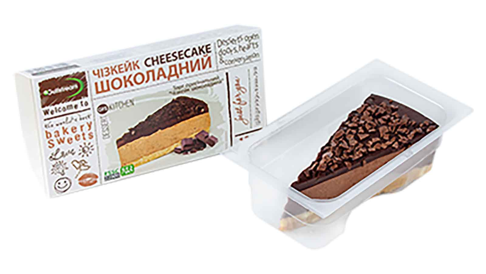 Cheesecake Chocolate 130g