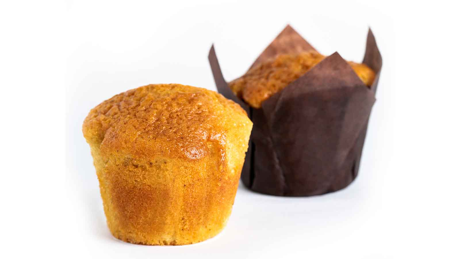 Muffin Vanilla without filling XXL 145g