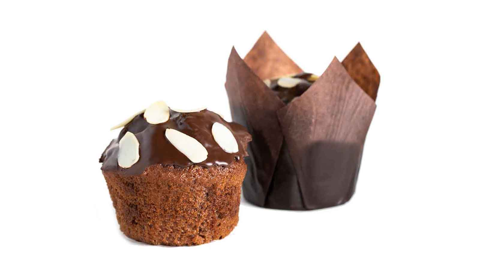 Muffin with Nut filling 80g