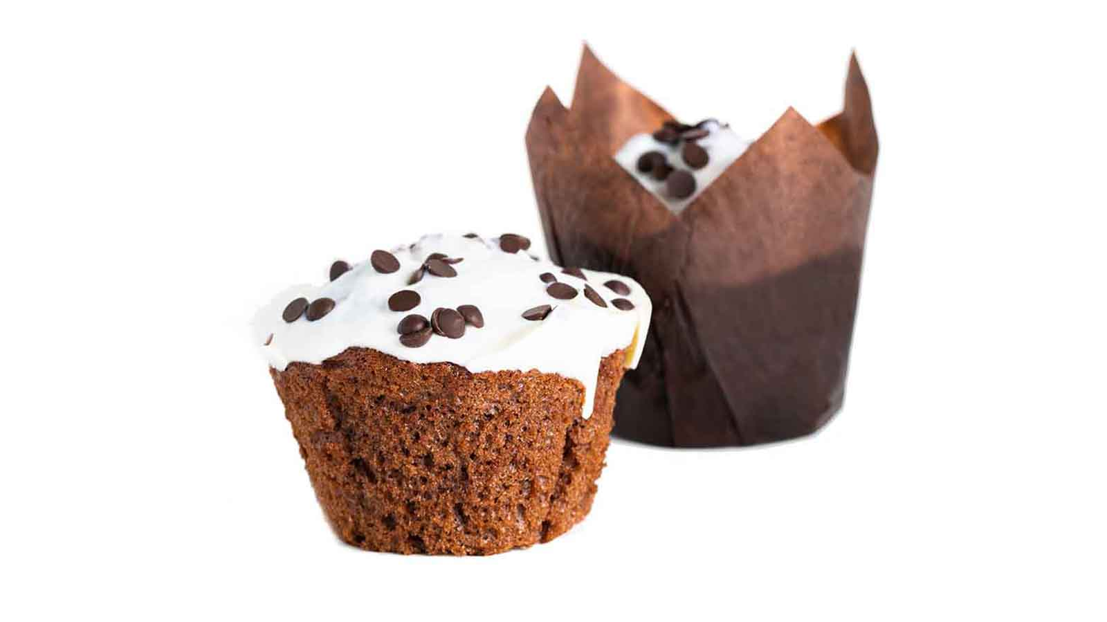 Muffin with Tiramisu filling 80g