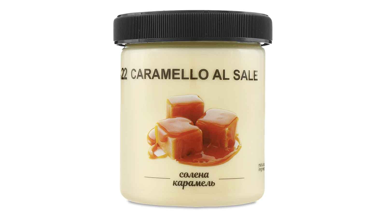Gelato Italiano № 22 Соленая Карамель
