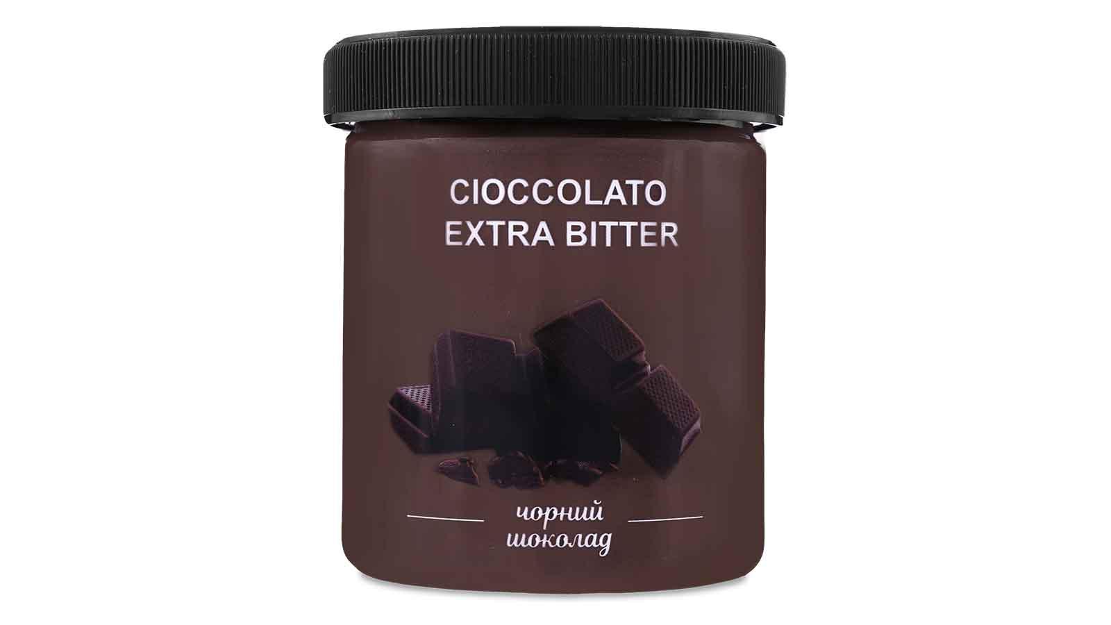 Gelato Italiano № 5 Экстра чорный шоколад горький