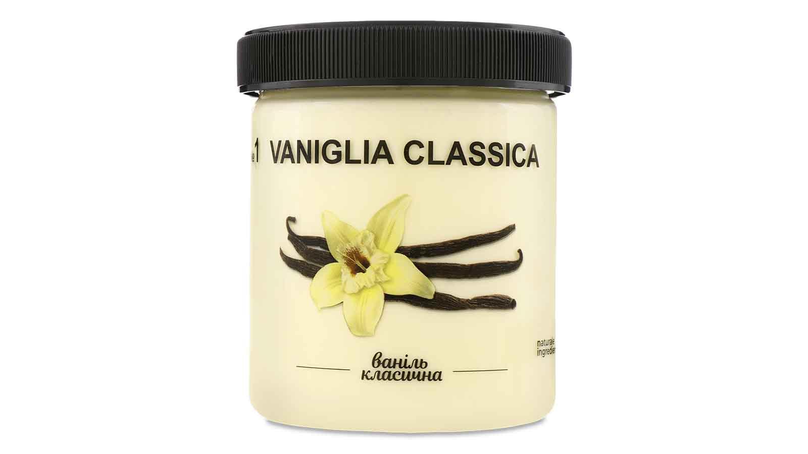 Gelato Italiano № 1 Ваниль Классическая