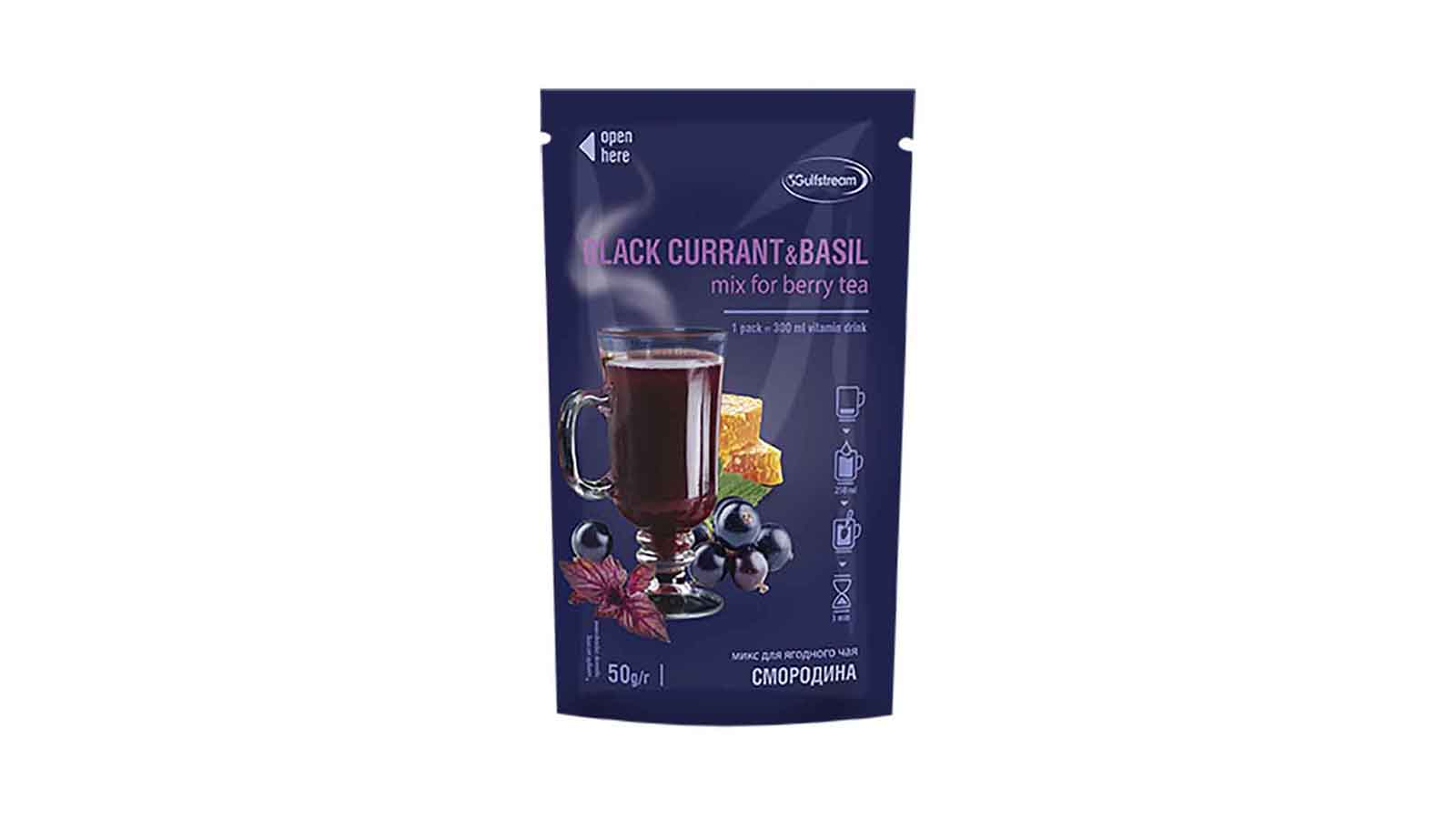 Berry premix Black Currant 50g