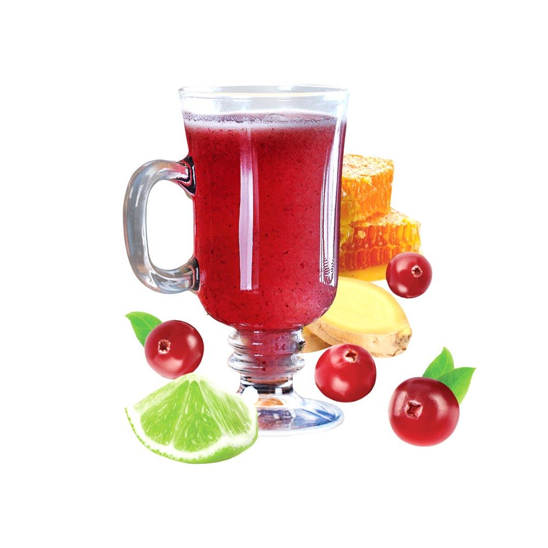 Чай Клюквенный 450г хорека