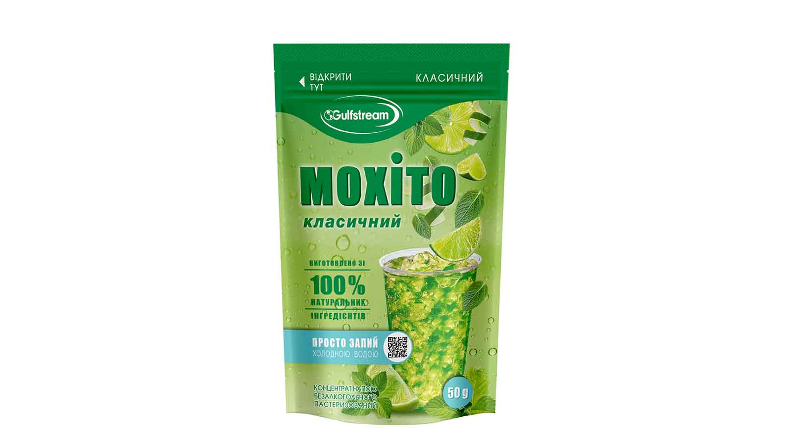 Cocktail Moxito 50g