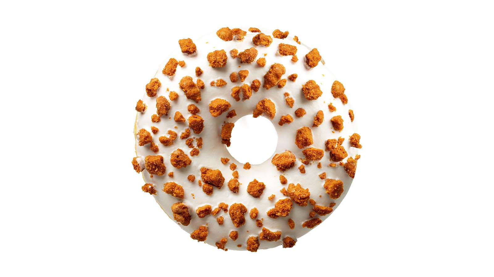Donut Spectaculous with cookie crumbs (flowpack)