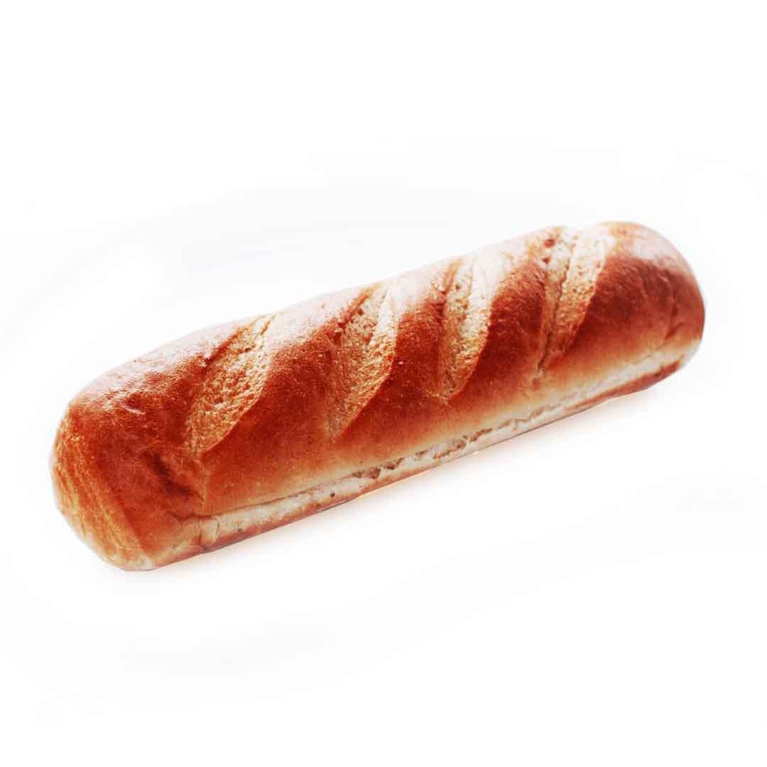 Baguette for a sandwich dark
