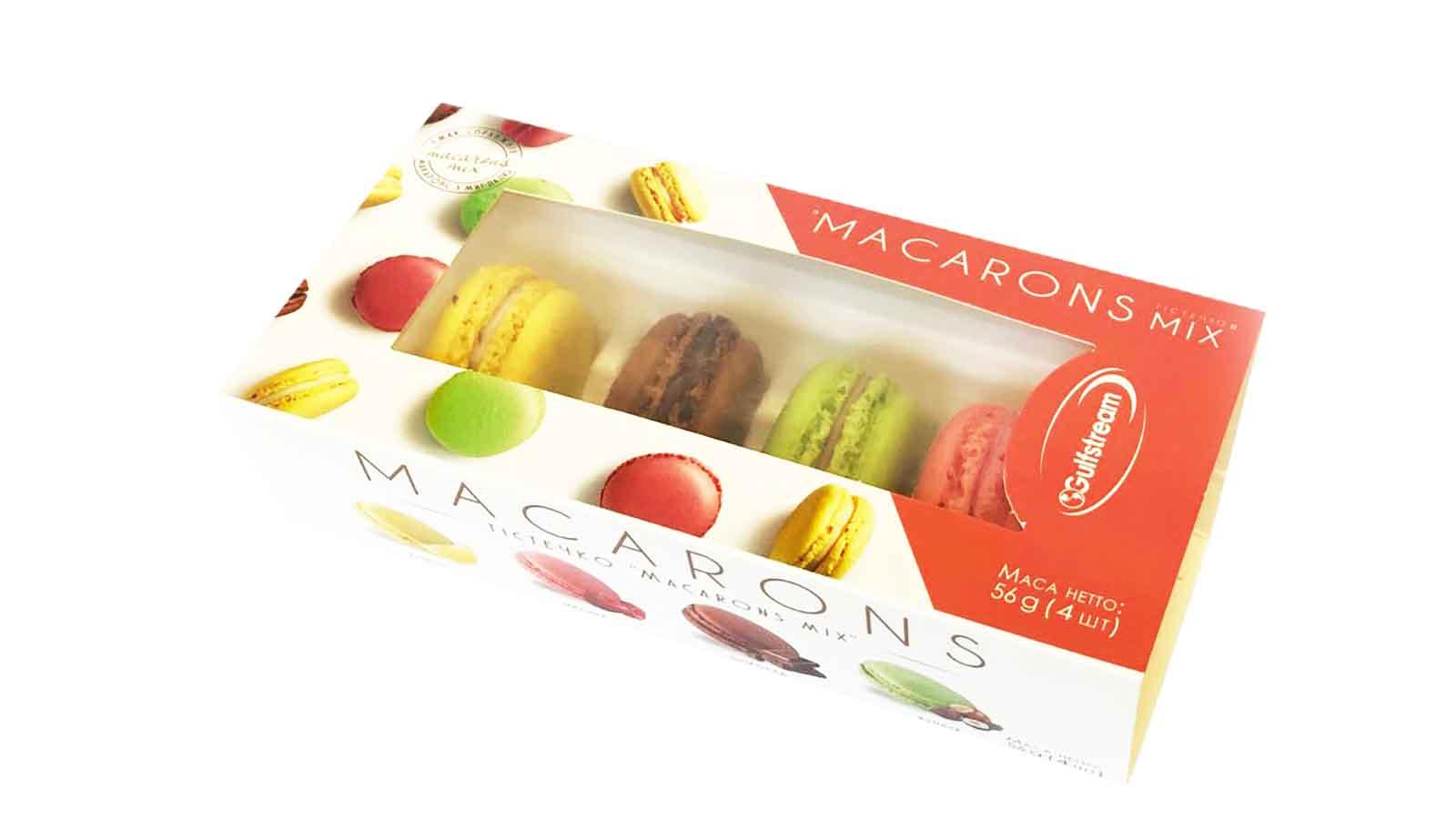 Пирожное Macarons MIX 56