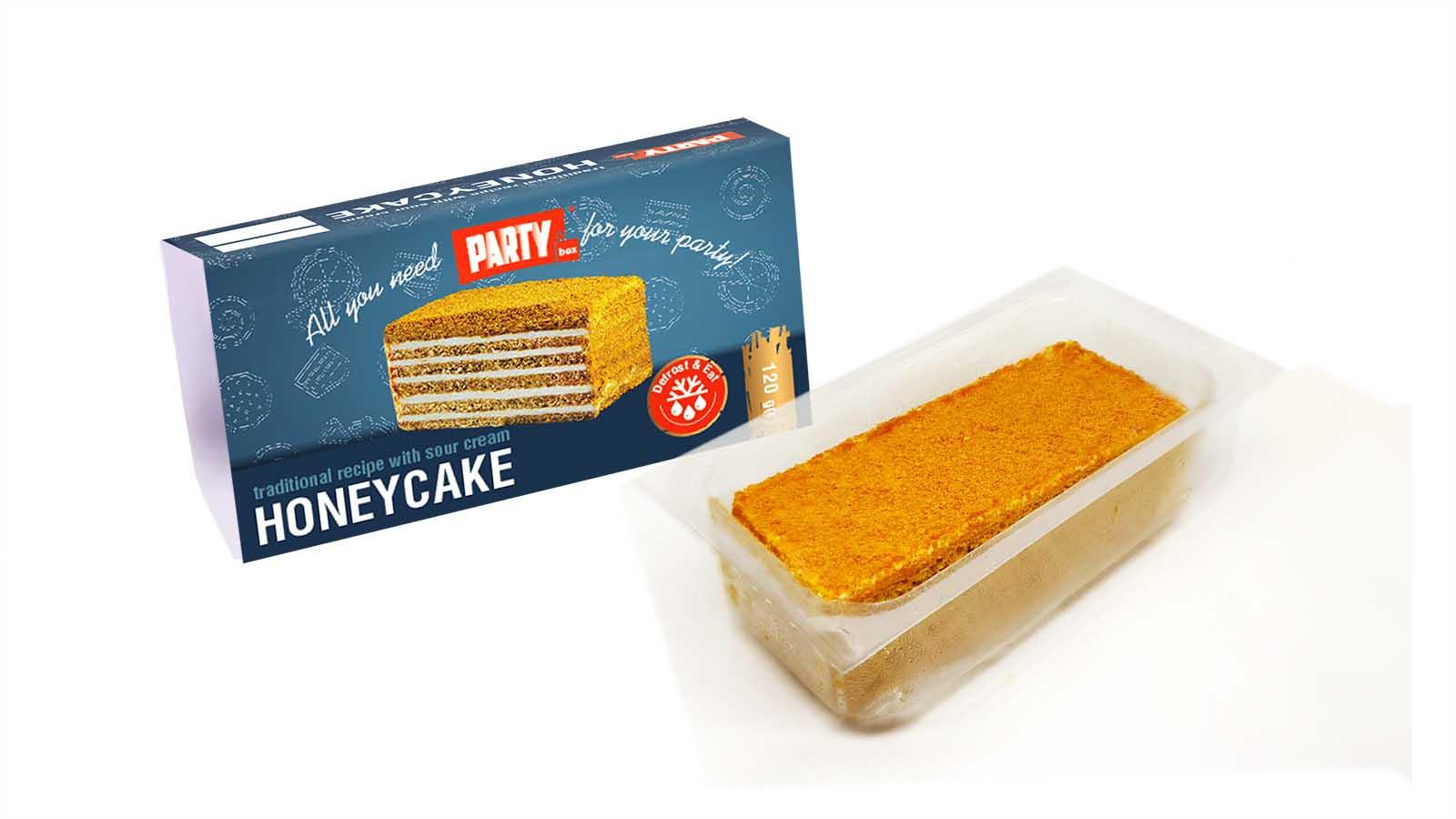 Honeycake 120g