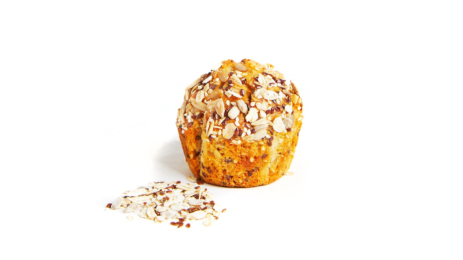 Multigrain muffin 50g