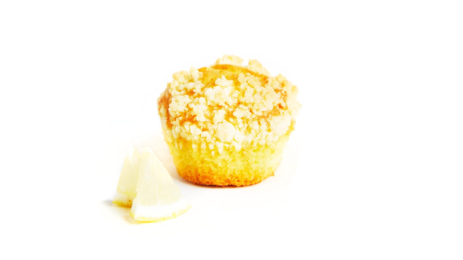Lemon muffin with sugar crum11/4