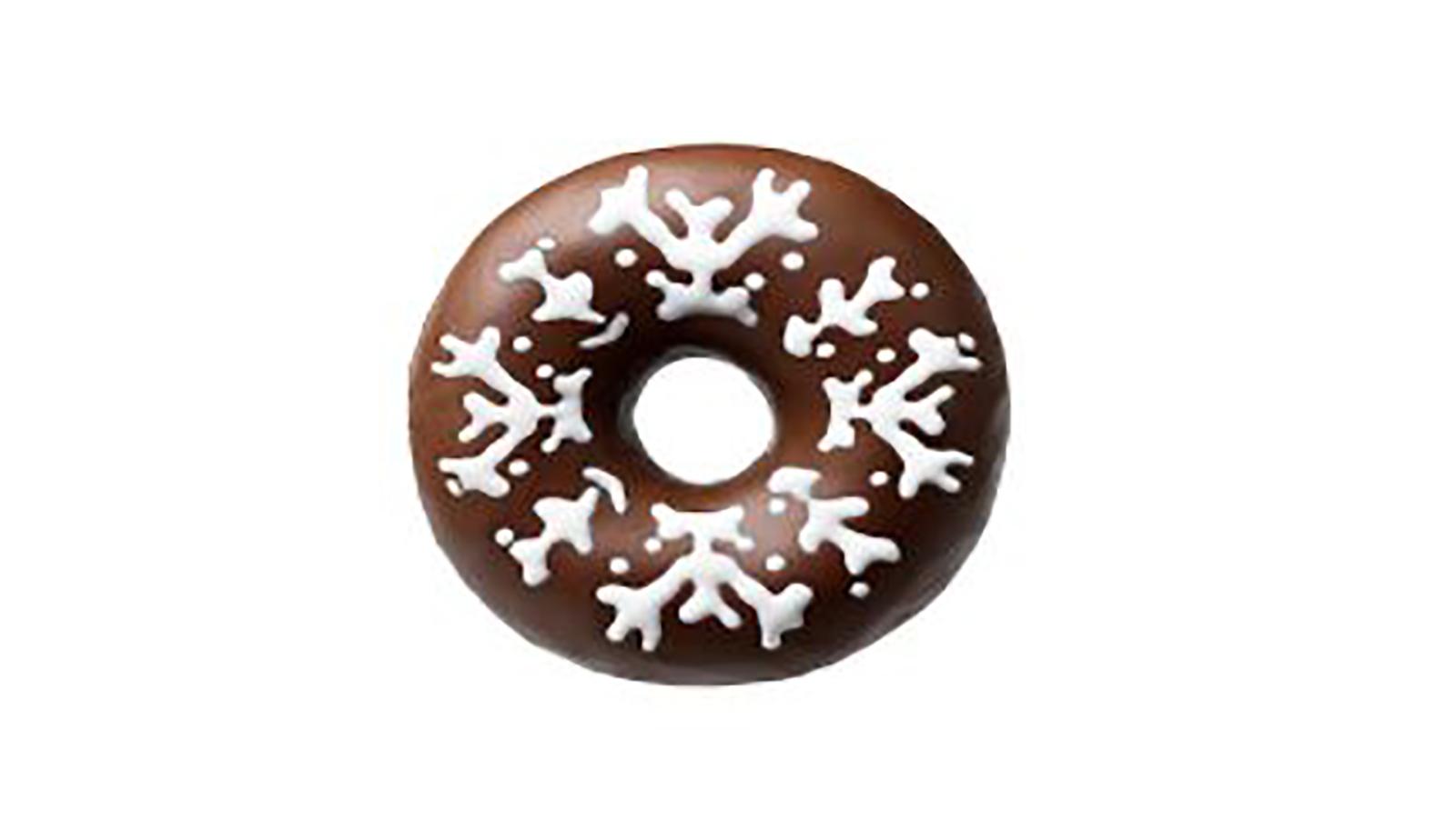 Donut SNOWFLAKE