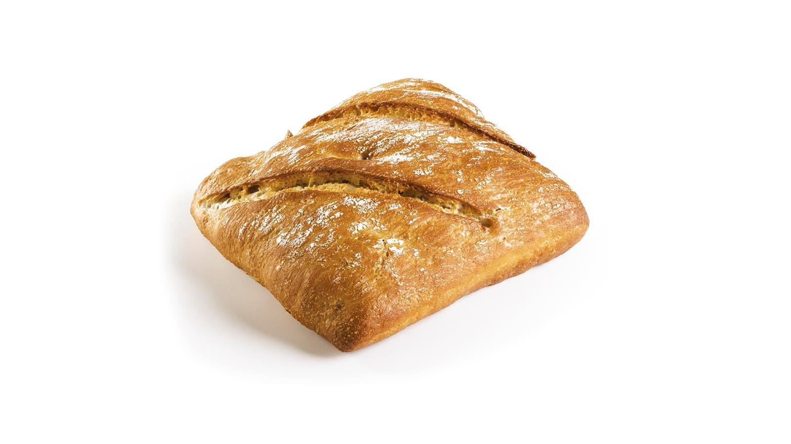 Неаполітанський хліб на житній заквасці
