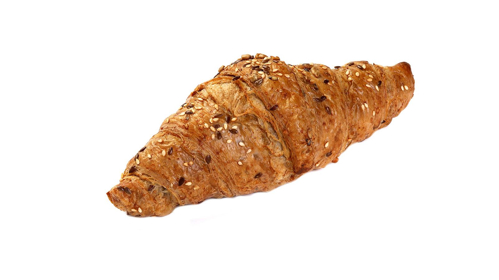 Multigrain croissant