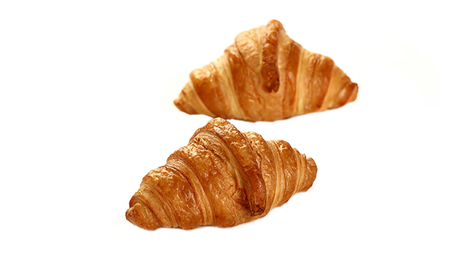 Butter mini croissant